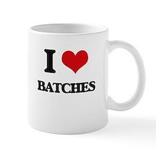 I Love Batches Mugs