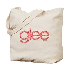 Glee Tiny Hearts Tote Bag