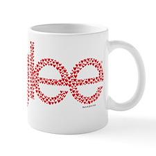 Glee Tiny Hearts Mug