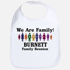 BURNETT reunion (we are famil Bib