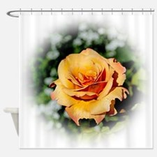 Rose 3 Shower Curtain