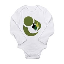 Protect The Trees Infant Creeper Body Suit