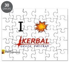 I Love KSP Puzzle