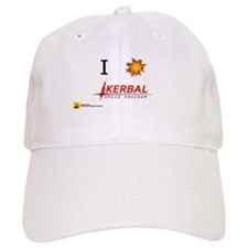 I Love KSP Baseball Cap
