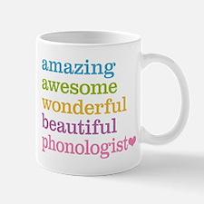 Phonologist Mug