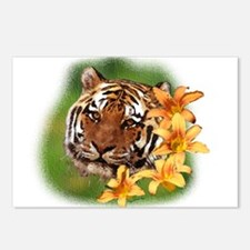 TigerLily.png Postcards (Package of 8)