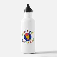earth45.png Water Bottle
