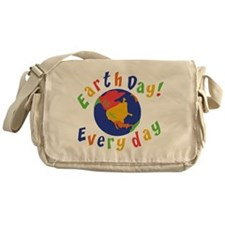 earth45.png Messenger Bag
