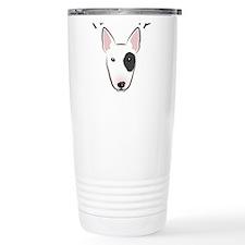 I Love My Bull Terrier Travel Mug