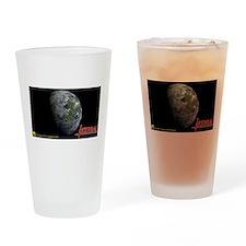 Kerbin KSP Drinking Glass