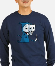 Guess Who? Witty Long Sleeve T-Shirt