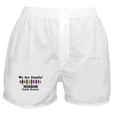 MORROW reunion (we are family Boxer Shorts