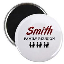 Smith Family Reunion Magnet
