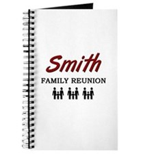 Smith Family Reunion Journal