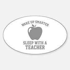 Wake Up Smarter Decal