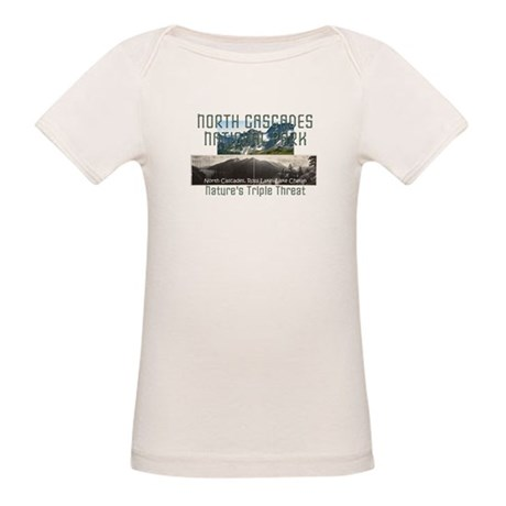 North Cascades Organic Baby T-Shirt