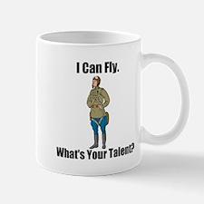 I Can Fly Mugs