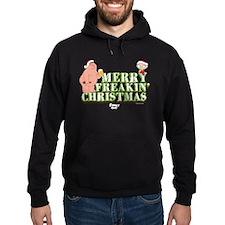 Merry Freakin' Christmas Hoodie