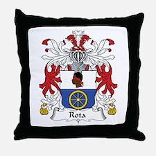 Rota Throw Pillow