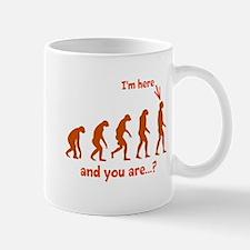 How Evolved? Mugs
