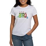 Bird is the word Women's T-Shirt