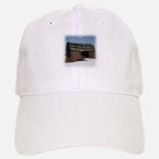 Old Barn 2 Baseball Baseball Cap