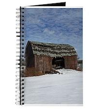 Old Barn 2 Journal