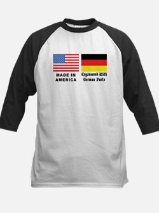 German American Baseball Jersey