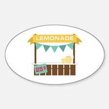 Lemonade Stand Decal