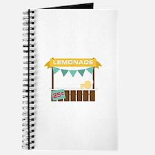 Lemonade Stand Journal
