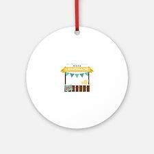 Fresh Lemonade Ornament (Round)