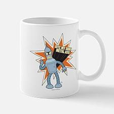 Futurama Bender Shiny Mug