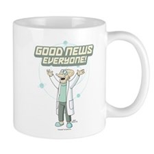 Futurama News Small Mug