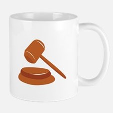 Gavel Mugs