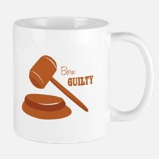 Born Guilty Mugs