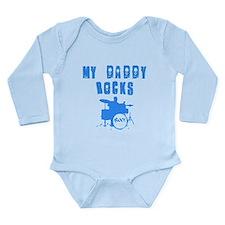My Daddy Rocks Body Suit