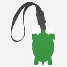 Turtle (green) Luggage Tag