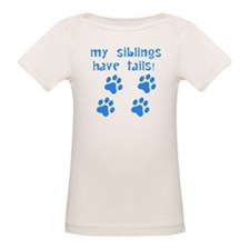 My Siblings Have Tails T-Shirt