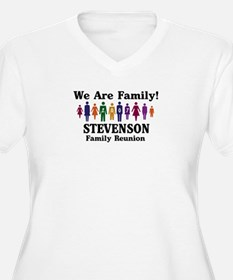 STEVENSON reunion (we are fam T-Shirt