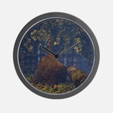 Excalibur Wall Clock