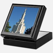 LDS Idaho Falls Temple Keepsake Box