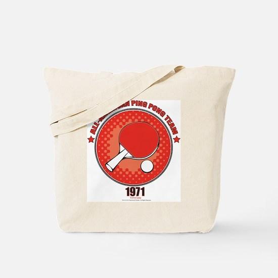 Forrest Gump Ping Pongtote Bag