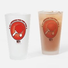 Forrest Gump Ping Pong Drinking Glass