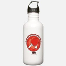 Forrest Gump Ping Pong Water Bottle
