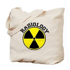 Radiology Profession and Symbol Tote Bag
