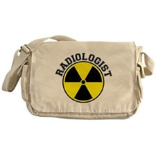 Radiology Profession and Symbol Messenger Bag