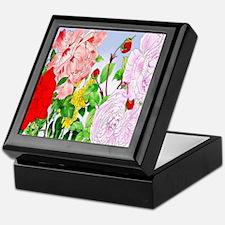 Dazzlin' Roses Keepsake Box
