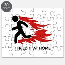 I Tried It At Home Puzzle