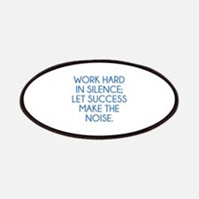 Let Succes Make The Noise Patches