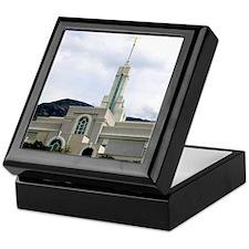 LDS Timpanogos Temple Keepsake Box